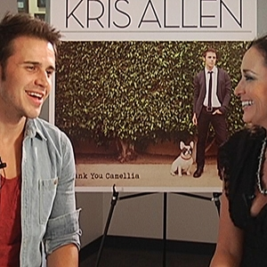 Kris Allen: How Is Having A Dog Preparing Him For Fatherhood?