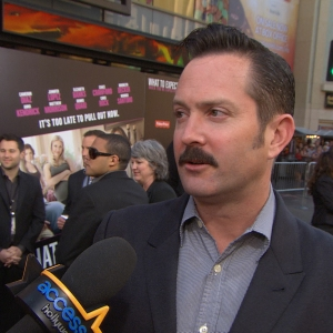 Thomas Lennon Talks Filming What To Expect When You're Expecting In Unbearable Heat