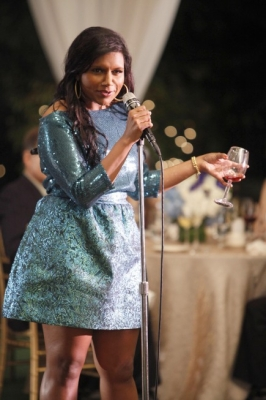 Mindy Kaling as Mindy in 'The Mindy Project,' airing Tuesdays at 9:30 on FOX in Fall 2012