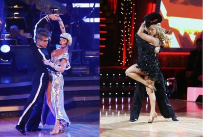 Krupa and Bryan of 'Dancing With The Stars'