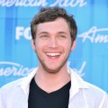 Phillip Phillips arrives at FOX's 'American Idol 2012' Finale Results Show at Nokia Theatre L.A. Live on May 23, 2012