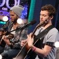 'American Idol' winner Phillip Phillips performs on Access Hollywood, May 24, 2012