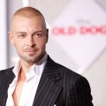 Joey Lawrence arrives to the Los Angeles premiere of 'Old Dogs' held at the El Capitan Theatre in Hollywood on November 9, 2009