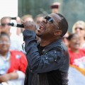 Bobby Brown performs on NBC&#8217;s &#8216;Today&#8217; show at Rockefeller Plaza in New York City on May 28, 2012