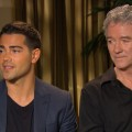 Jesse Metcalfe & Patrick Duffy Discuss Rebooting Dallas