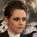 Kristen Stewart Dishes On Snow White & The Huntsman & Breaking Dawn Part II