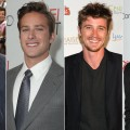 Robert Pattinson,Armie Hammer, Garrett Hedlund and Taylor Kitsch