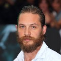 Tom Hardy attends the world premiere of Prometheus at Empire Leicester Square, London, on May 31, 2012