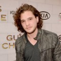 Kit Harington arrives at Spike TV's 6th Annual 'Guys Choice Awards' at Sony Pictures Studios, Los Angeles, on June 2, 2012