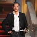 Mathhew McConaughey speaks at Spike TV's 6th Annual 'Guys Choice Awards' at Sony Pictures Studios in Culver City, Calif., on June 2, 2012