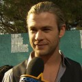 MTV Movie Awards 2012: Chris Hemsworth - How's Fatherhood?