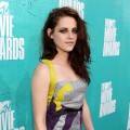 Kristen Stewart steps out at the 2012 MTV Movie Awards held at Gibson Amphitheater in Universal City, Calif. on June 3, 2012