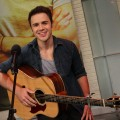 Kris Allen stops by Access Hollywood Live on June 5, 2012