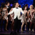 Neil Patrick Harris performs onstage at the 66th Annual Tony Awards at The Beacon Theatre in New York City on June 10, 2012