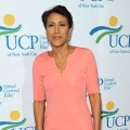 Robin Roberts attends the 11th Annual Women Who Care Luncheon at Cipriani 42nd Street in New York City on May 3, 2012 