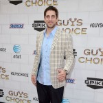 Aaron Rodgers arrives at Spike TV's 6th Annual 'Guys Choice Awards' at Sony Pictures Studios in Culver City, Calif., on June 2, 2012
