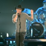 Kenny Chesney performs onstage at the 2012 CMT Music Awards at the Bridgestone Arena in Nashville on June 6, 2012