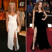 Jennifer Aniston/Angelina Jolie