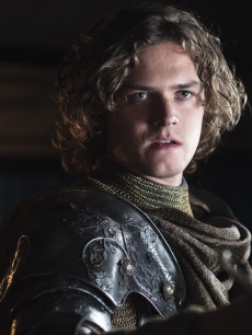 Finn Jones as Ser Loras Tyrell (The Knight of The Flowers) in &#8216;Game of Thrones&#8217; Season 2
