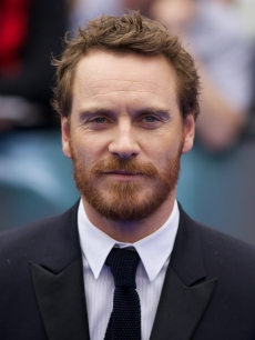 Michael Fassbender arrives on the red carpet to attend the world premiere of the film 'Prometheus' in London on May 31, 2012