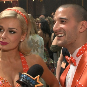 Katherine Jenkins Takes Second Place On Dancing With The Stars