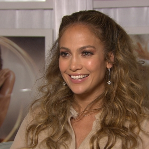 Jennifer Lopez Talks Dating Casper Smart & Having The Baby Blues