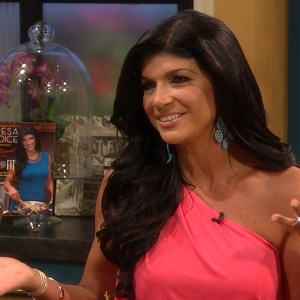 Teresa Giudice Sets The Record Straight About Rumors Of Husband&#8217;s Infidelity