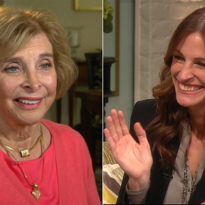 Julia Roberts Reconnects With Her Home Ec Teacher