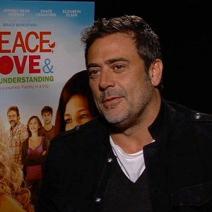 Jeffery Dean Morgan Talks Romancing Jane Fonda & Catherine Keener In Peace, Love & Misunderstanding