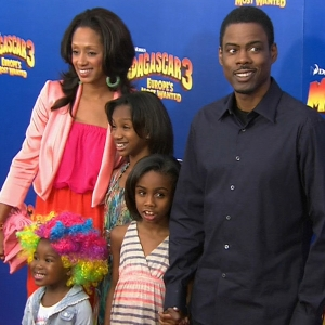 Madagascar 3: Europe's Most Wanted - Did Chris Rock Want To Be A Clown?