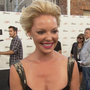 Katherine Heigl Discusses Adopting Daughter Adalaide