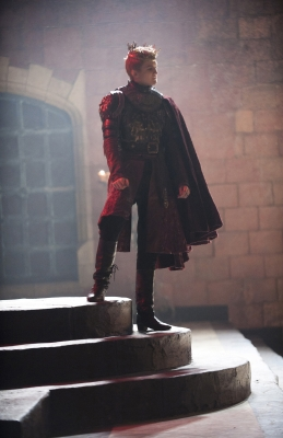 Jack Gleeson in the final episode of &#8216;Game of Thrones&#8217; Season 2