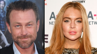 Grant Bowler, Lindsay Lohan