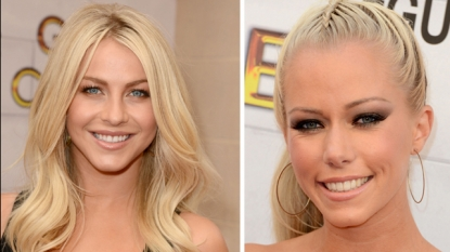 Julianne Hough, Kendra Wilkinson