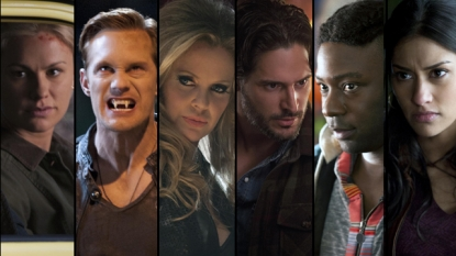 The cast of 'True Blood' Season 5