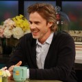 Sam Trammell stops by Access Hollywood Live on June 13, 2012