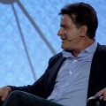 Charlie Sheen: 'I Was A Mess' Working With My Father In Anger Management