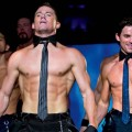 Channing Tatum and Matt Bomer in a scene from &#8216;Magic Mike&#8217;