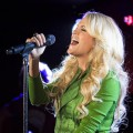 Carrie Underwood performs during her London showcase at The Arts Club on June 19, 2012