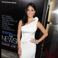 Olivia Munn dazzles in white at the premiere of HBO&#8217;s &#8216;Newsroom&#8217; in in Hollywood, Calif. on June 20, 2012 