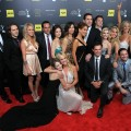 The cast of 'General Hospital' attends the 39th Annual Daytime Entertainment Emmy Awards at The Beverly Hilton Hotel in Beverly Hills on June 23, 2012