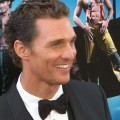 Matthew McConaughey Shows Off His Flexibility In Magic Mike
