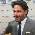 Joe Manganiello Talks Stripping Down For Magic Mike