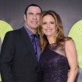 John Travolta and Kelly Preston step out at premiere of 'Savages' at Westwood Village in Los Angeles on June 25, 2012