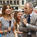 Savannah Guthrie with Matt Lauer on &#8216;Today&#8217;