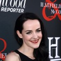 Jena Malone attends the premiere of History Channel's 'Hatfields & McCoys' held at the Milk Studios in Los Angeles on May 21, 2012