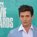 Jackson Rathbone arrives at the MTV Movie Awards at Universal Studios in Los Angeles on June 3, 2012