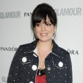 Lily Allen arrives at the Glamour Women of the Year Awards in association with Pandora at Berkeley Square Gardens, London, on May 29, 2012