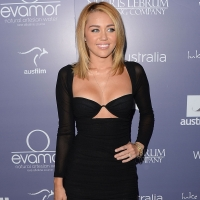 Miley Cyrus steps out at the 8th Annual Australians In Film Breakthrough Awards & Benefit Dinner at InterContinental Hotel in Century City, Calif. on June 27, 2012