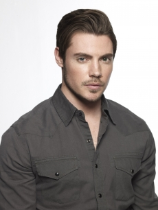 Josh Henderson as John Ross in 'Dallas'